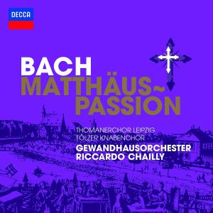 CD Cover - Matthäus-Passion (Jesus)