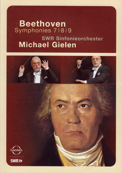 CD Cover - Symphonies 7, 8, 9