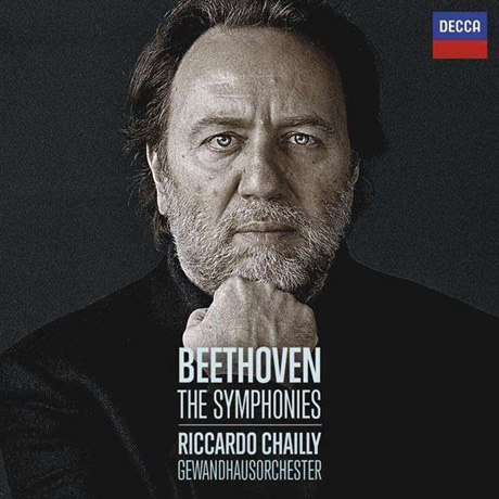 CD Cover - Beethovens Sinfonien 1-9