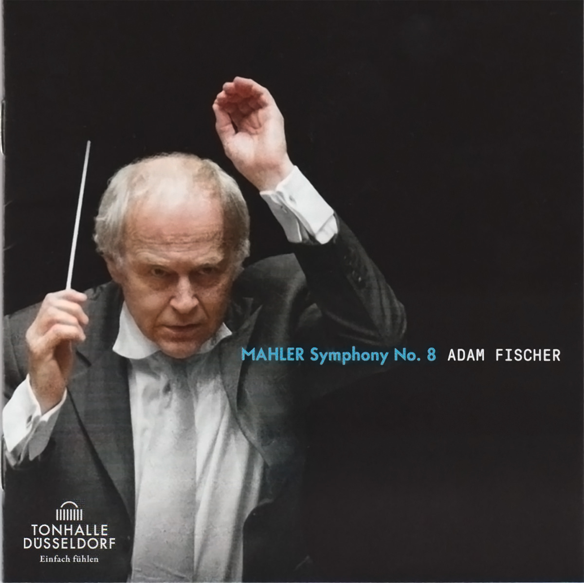 CD Cover - Symphonie No.8