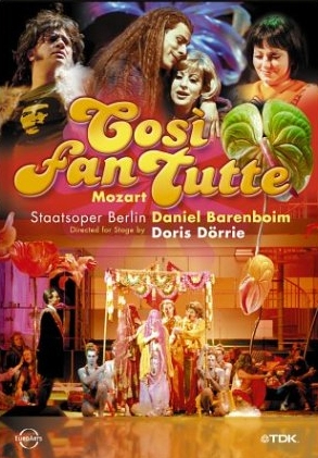 CD Cover - Cosi fan tutte