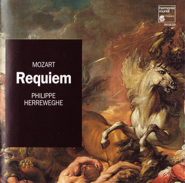 CD Cover - Requiem